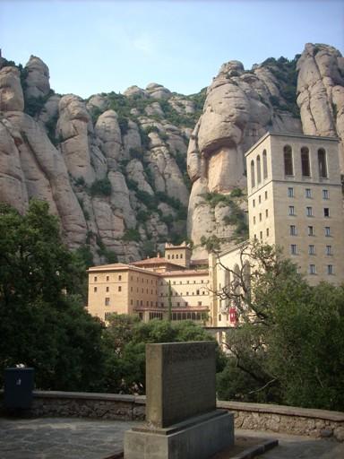 Гора Монтсеррат и монастырь